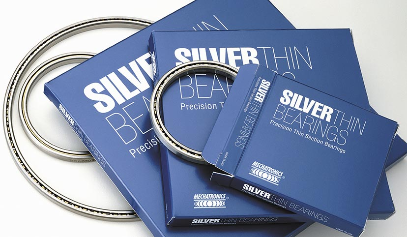 SilverThin Bearings, Made in USA, Industry Standard Sizes